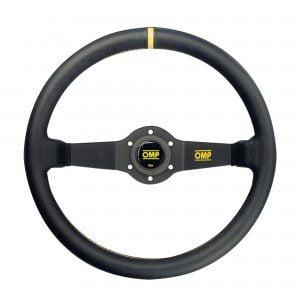OMP Rally steering wheel black suede OD/1951