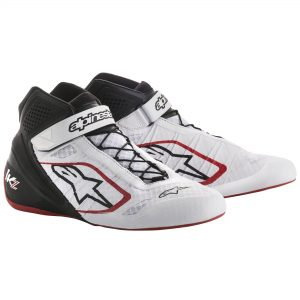 ALS Tech 1-KZ white/black/red