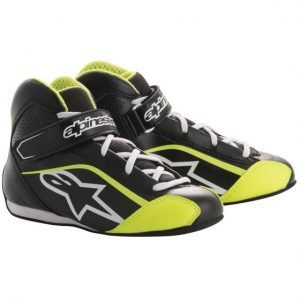 als-tech-1-ks-kids-kart-boot-fluro-yellow