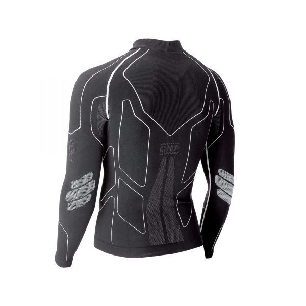 OMP KS winter kart undewear shirt back
