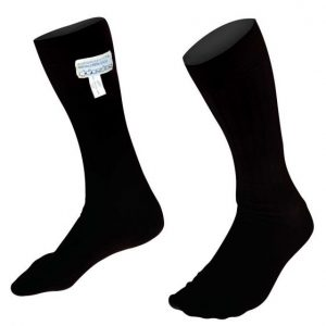 Astars calf race socks black