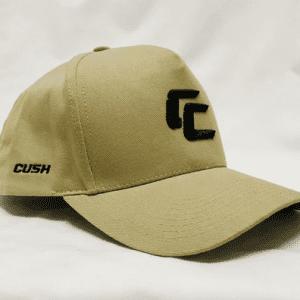 Cush Khaki Cush Cap