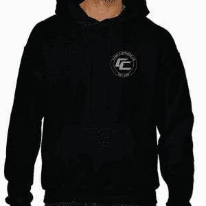 Cush Original 'Logo' Hoodie - Black