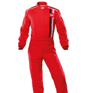 OMP Classic Race Suit 2020 - Red