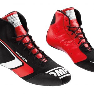 OMP Technica Evo Black-Red
