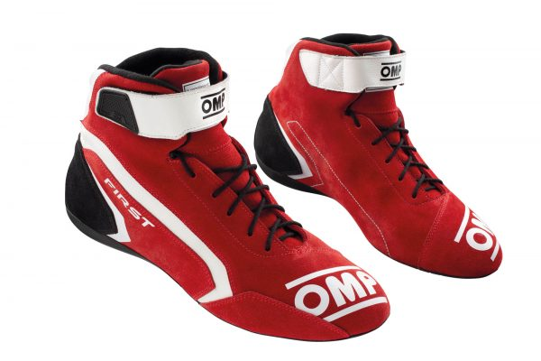 OMP First Race Shoe - Red