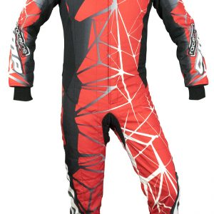 OMP custom race suit front