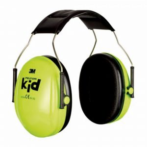 kids ear protection green