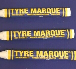 MArkal tyre paint stick
