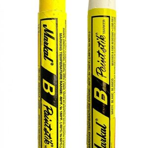 Markal White paint stick B hex