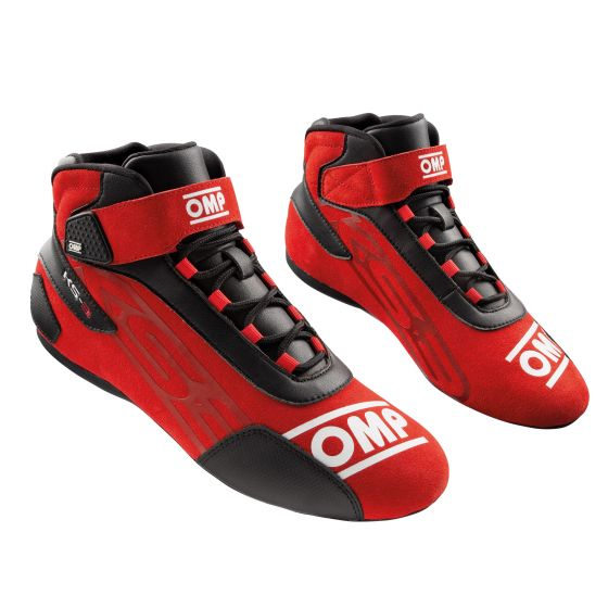KS-3 shoes red