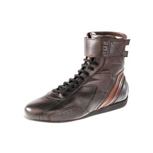 Carrera Dark Brown high boots