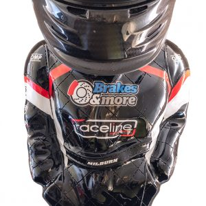 custom helmet stand