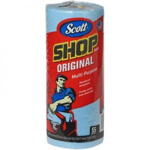 Scott shop towels
