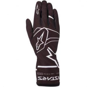 ALS-tech-1K-Race-S-blk-wh-solid-gloves
