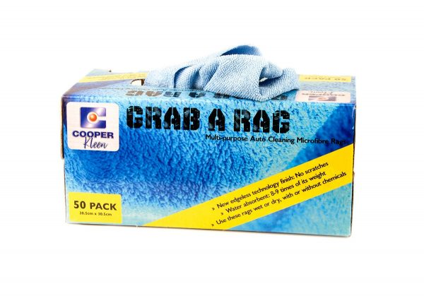 Grab a rag
