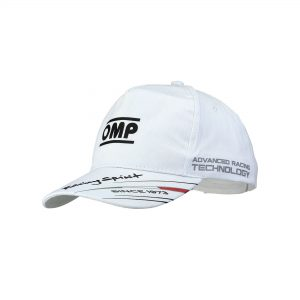 OMP cap white