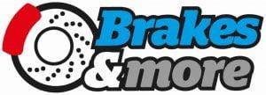 Brakes & More logo stacked