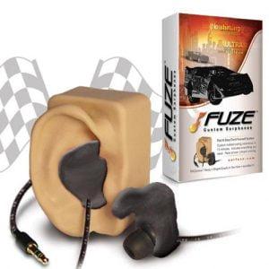 Fuze ear plugs