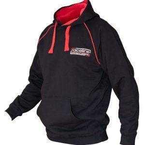 Raceline mens hoodie black