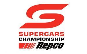 V8 Supercars logo